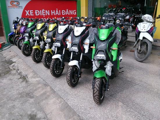 5 cua hang ban xe may dien Vespa tai Hai Phong uy tin chat luong nhat - 3