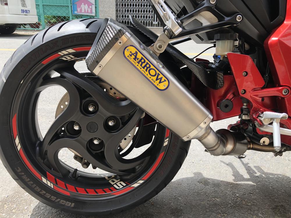 __Can Ban Honda CB1000R ABS date 2015odo 5200km HQCN dang ky lan dau 92015 ngay chu dung ban - 3