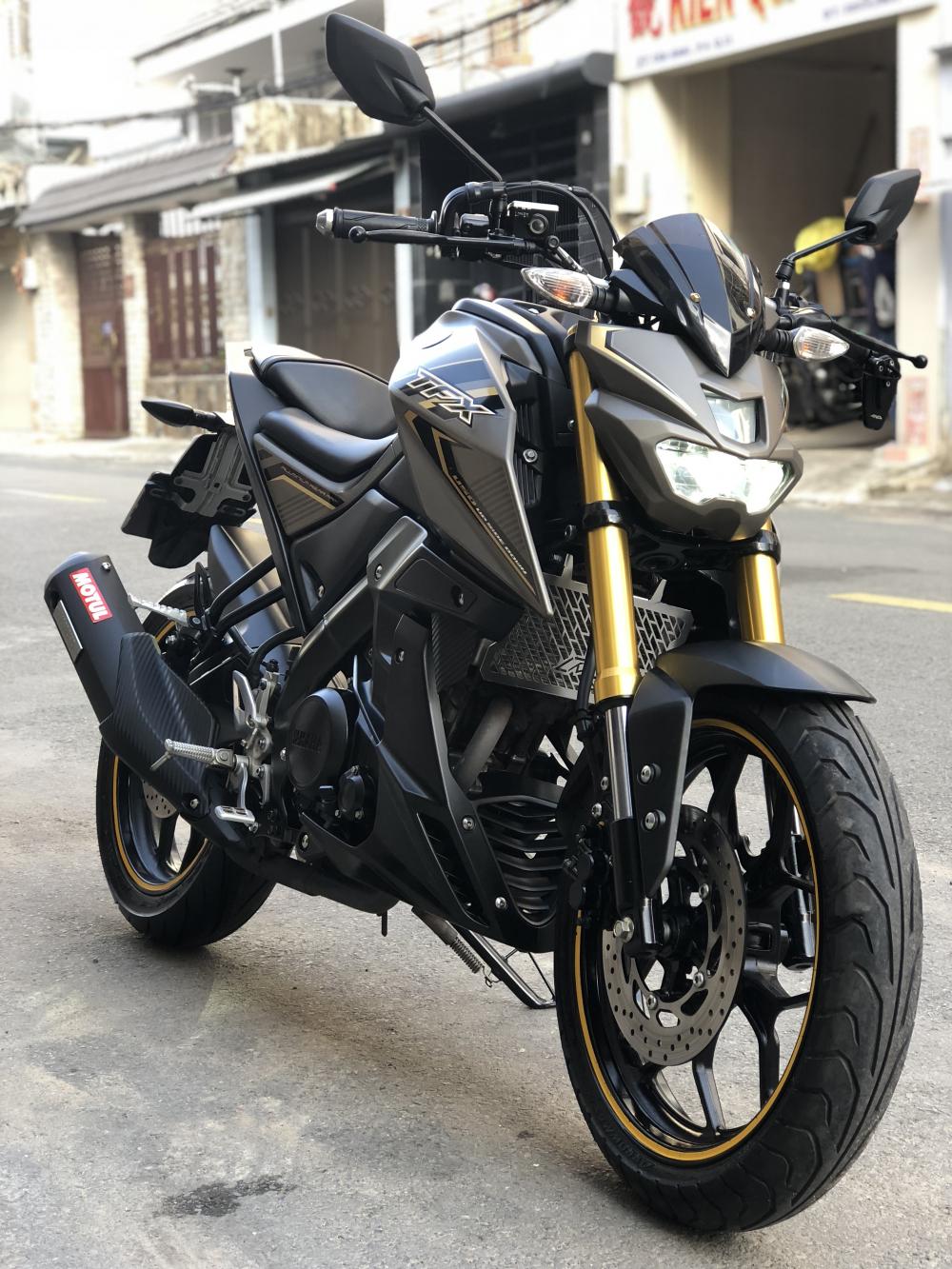 __Can Ban Yamaha TFX 150 Fi chay duoc 5000km HQCN date 2017 ngay chu ban xe vo mo do choi - 4