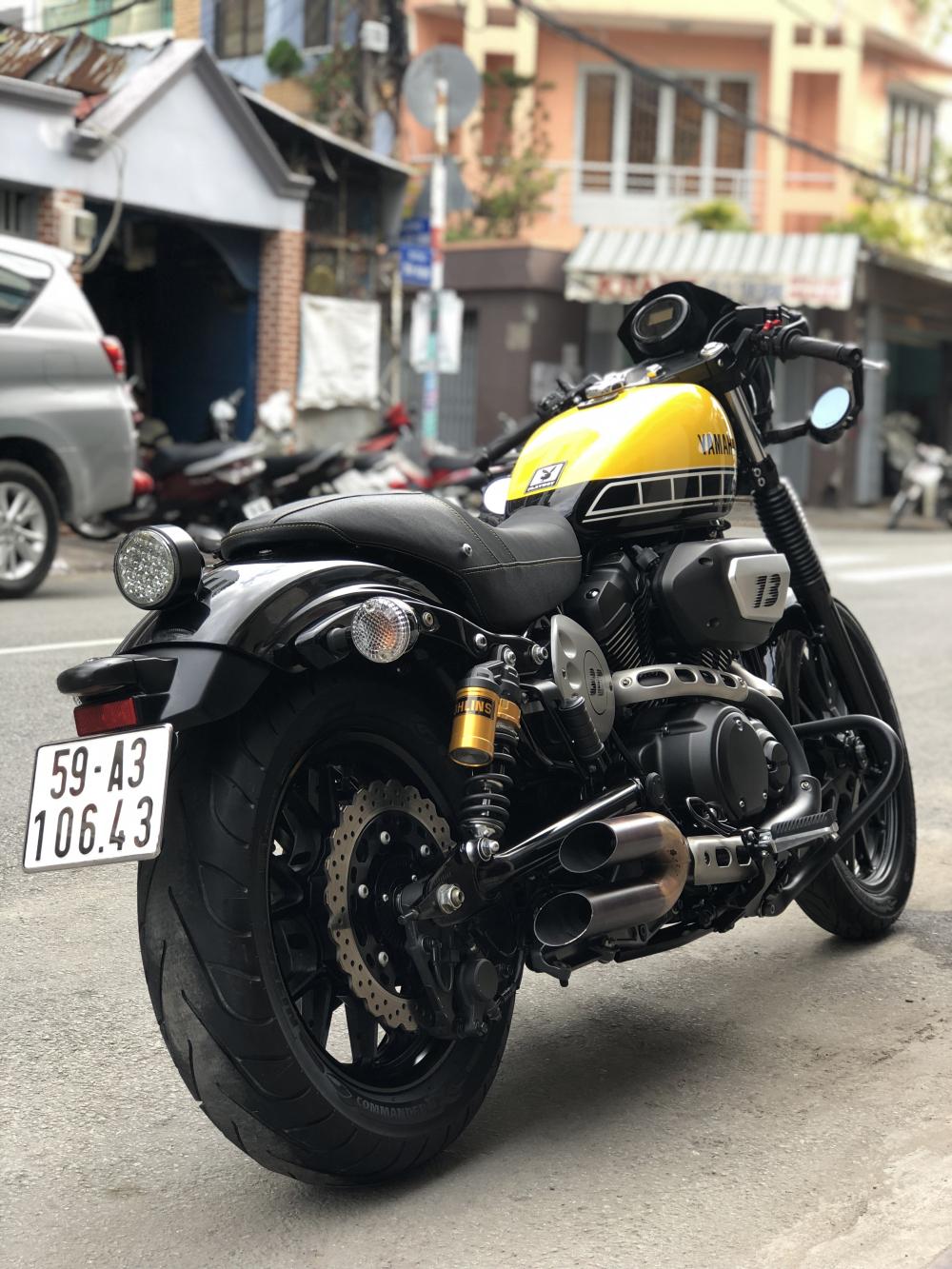 __Can Ban Yamaha XV950 Racer 2016 ban mau vang dac biet ky niem 60th Anniversary thang ABS 122016 - 4