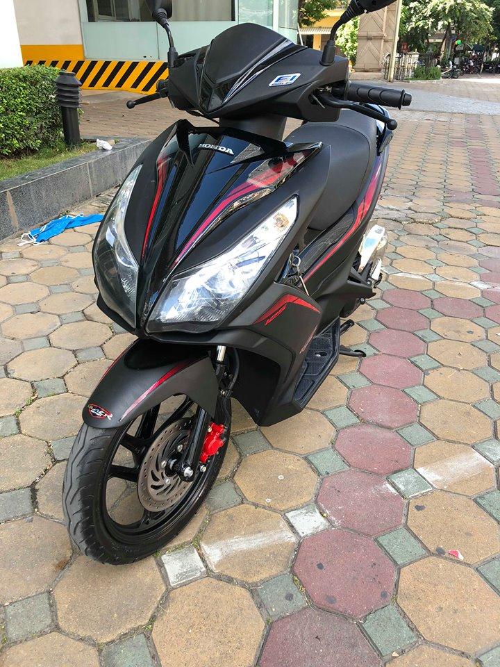 Air blade 125 Black den san 29P 24924 khoa bam remote cao cap 36 trieu cho nguoi can dung - 3
