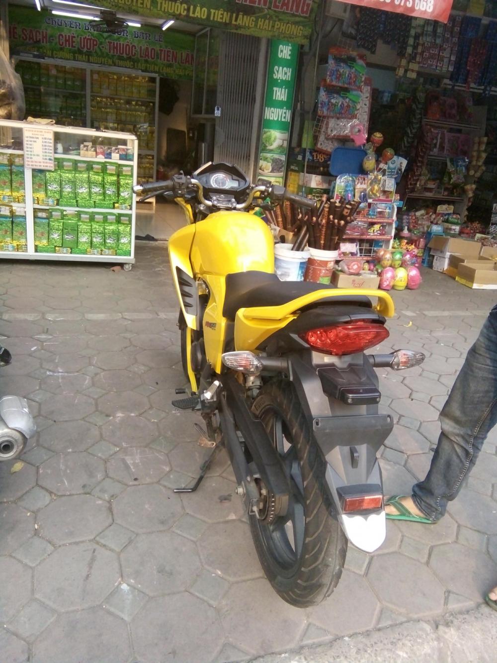 Ban gap em Honda RR150 nhap khau 2012 - 2