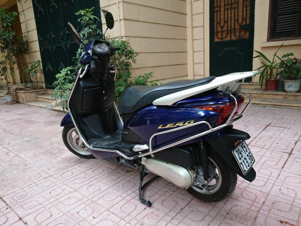 Ban Honda Lead fi xanh tim chinh chu con dep nguyen ban 14tr300 - 3