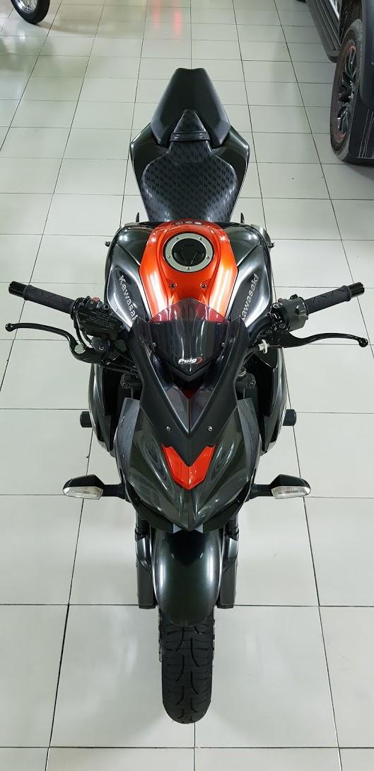 Ban Kawasaki Z1000ABSHQCN112015HISSChau AuSaigon so dep
