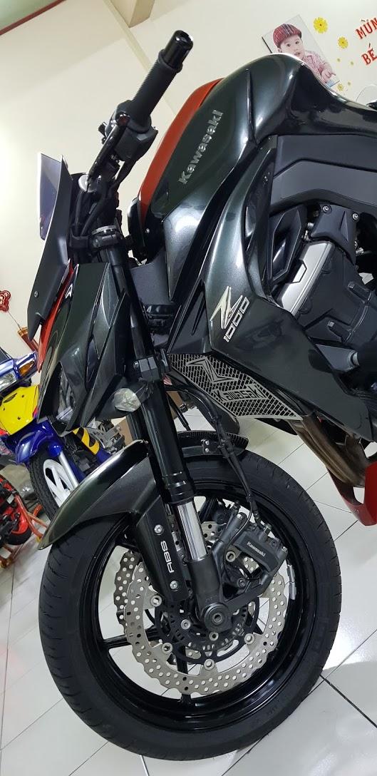 Ban Kawasaki Z1000ABSHQCN112015HISSChau AuSaigon so dep - 2
