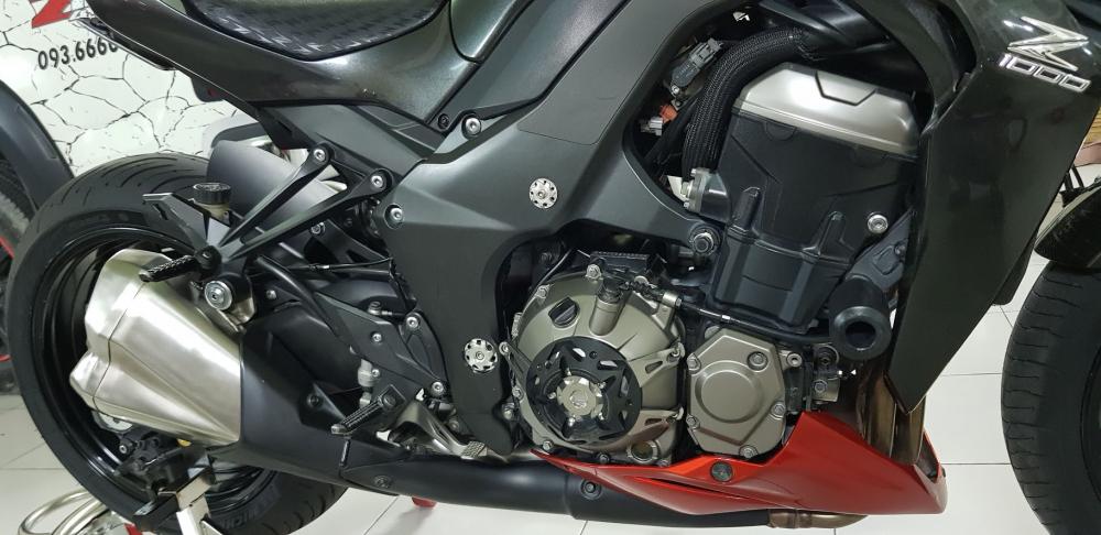 Ban Kawasaki Z1000ABSHQCN112015HISSChau AuSaigon so dep - 14