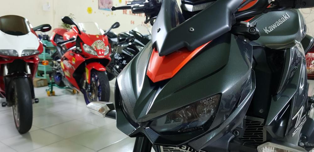 Ban Kawasaki Z1000ABSHQCN112015HISSChau AuSaigon so dep - 16
