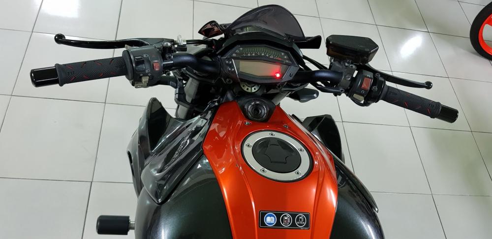 Ban Kawasaki Z1000ABSHQCN112015HISSChau AuSaigon so dep - 27
