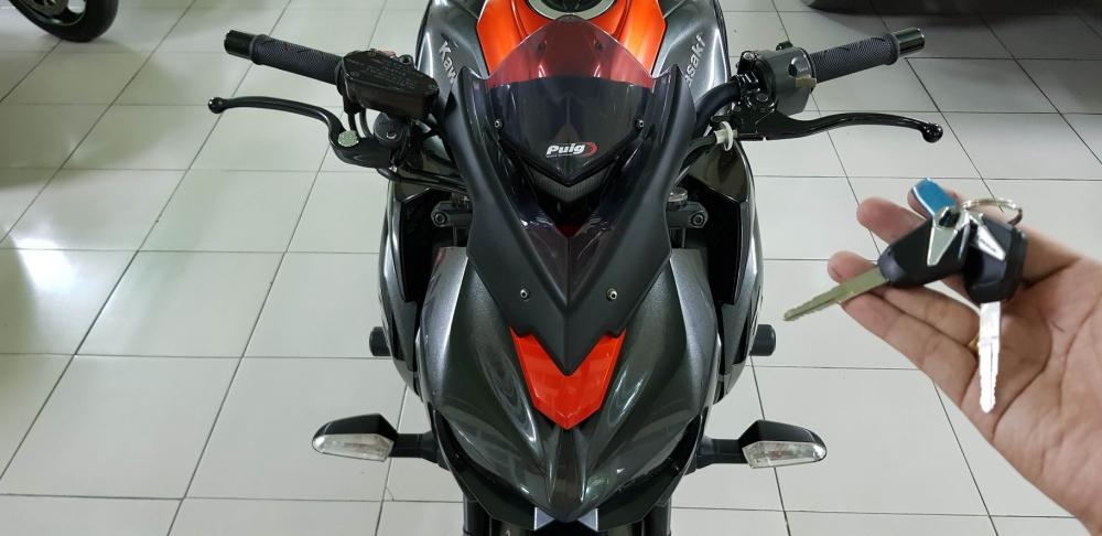 Ban Kawasaki Z1000ABSHQCN112015HISSChau AuSaigon so dep - 29