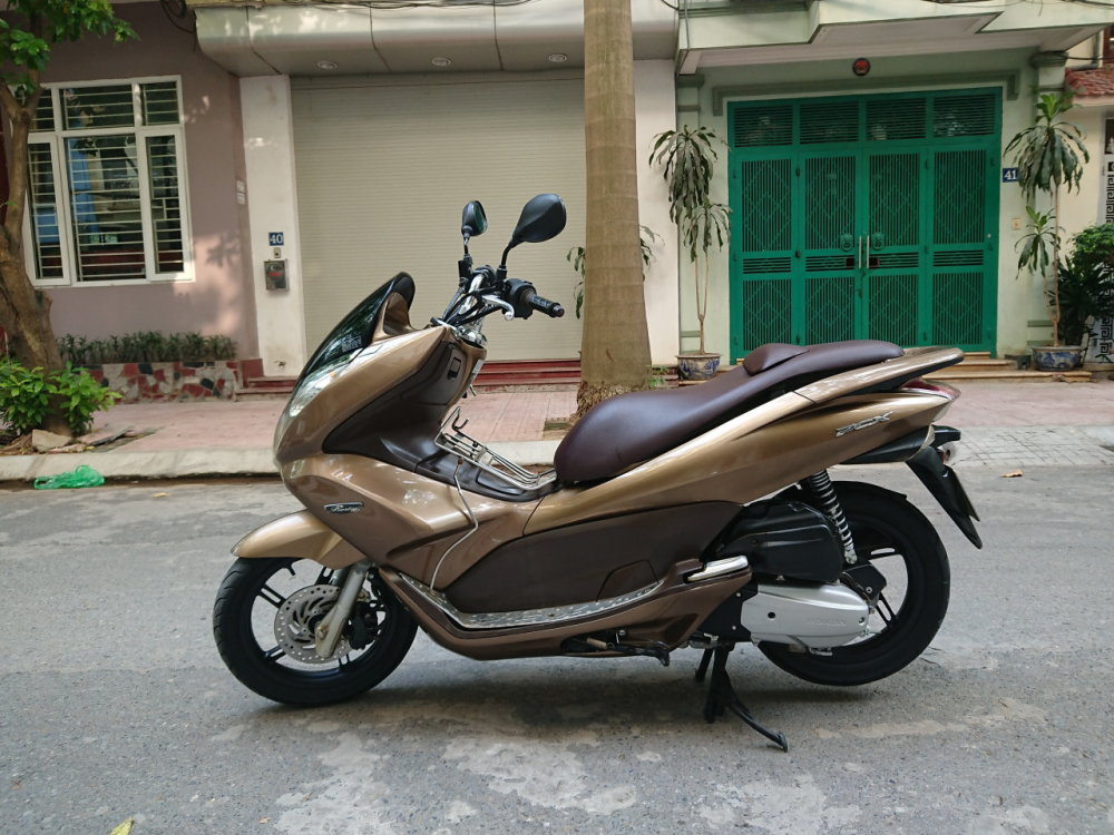 Ban xe Honda PCX 125 fi 2011 dong con moi chinh chu bien HN 26tr500 - 4