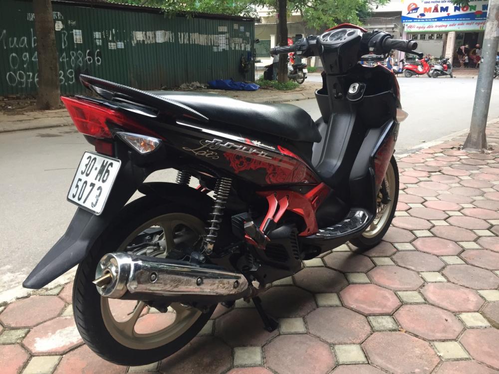 Ban xe Nouvo lx 135cc do den cuc chat nguyen ban 12tr500 - 5