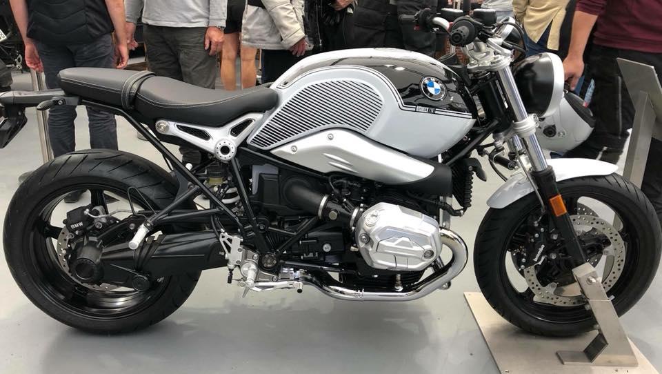 BMW RnineT tiep tuc ra mat phien ban Special 2019 - 2