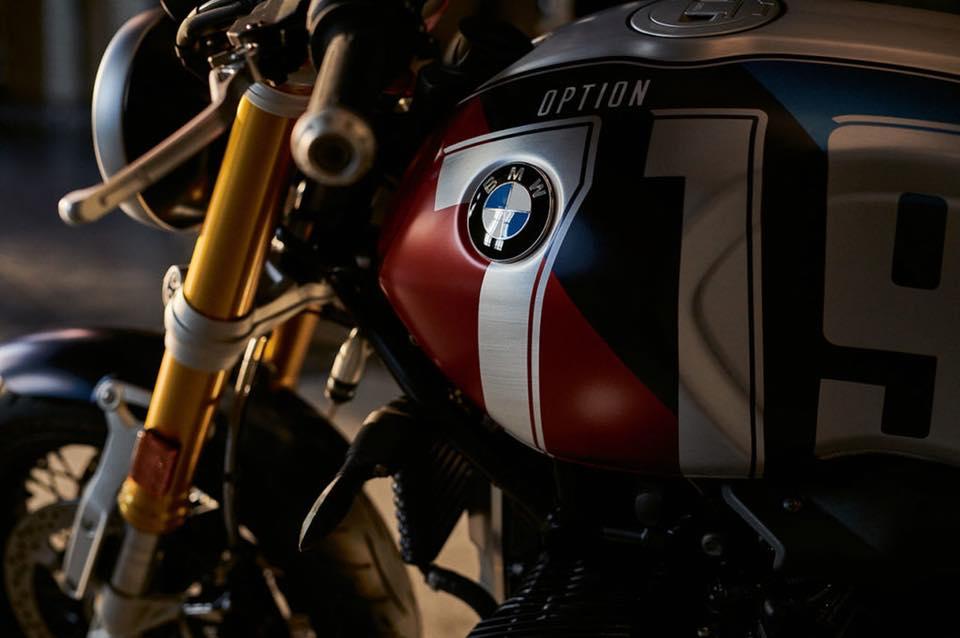 BMW RnineT tiep tuc ra mat phien ban Special 2019 - 7