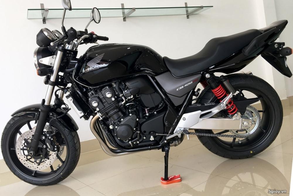 Can ban Honda CB400 2018 Super Four Mau Do Trang Den Xanh - 3