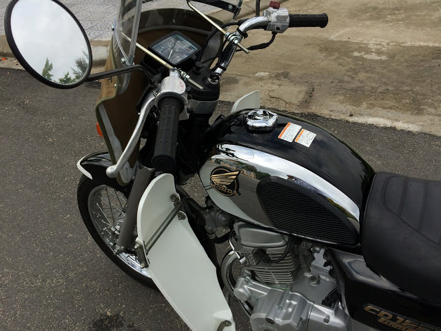 Can Ban Honda CD Benly 125cc rin 100 - 7