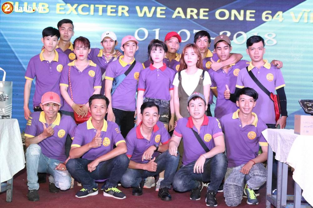 Club Exciter We Are One 64 Vinh Long on lai ki niem sau I nam thanh lap - 8