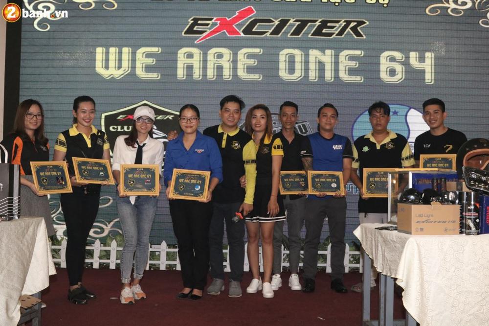 Club Exciter We Are One 64 Vinh Long on lai ki niem sau I nam thanh lap - 25
