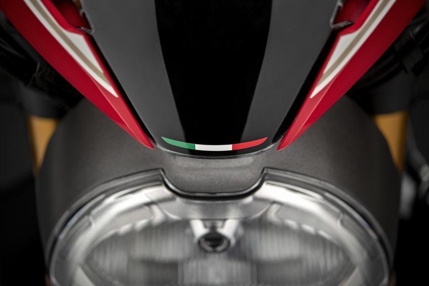 Ducati Monster 1200 phien ban ky niem 25 nam - 3