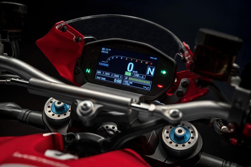 Ducati Monster 1200 phien ban ky niem 25 nam - 19