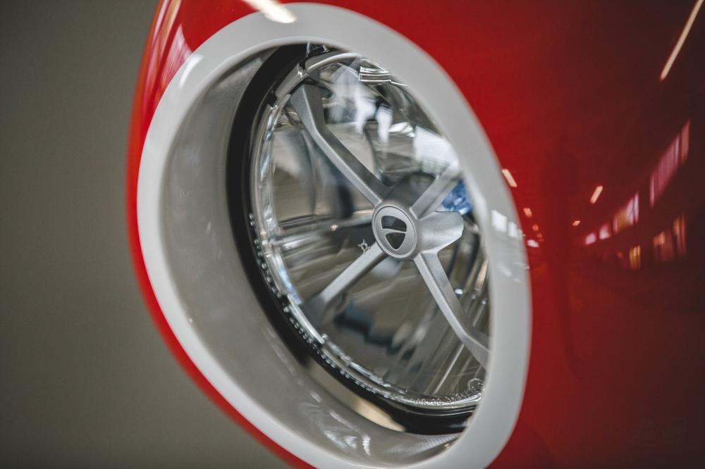 Ducati Scrambler 1100 ban do Cafe Racer den tu DeBolex - 4