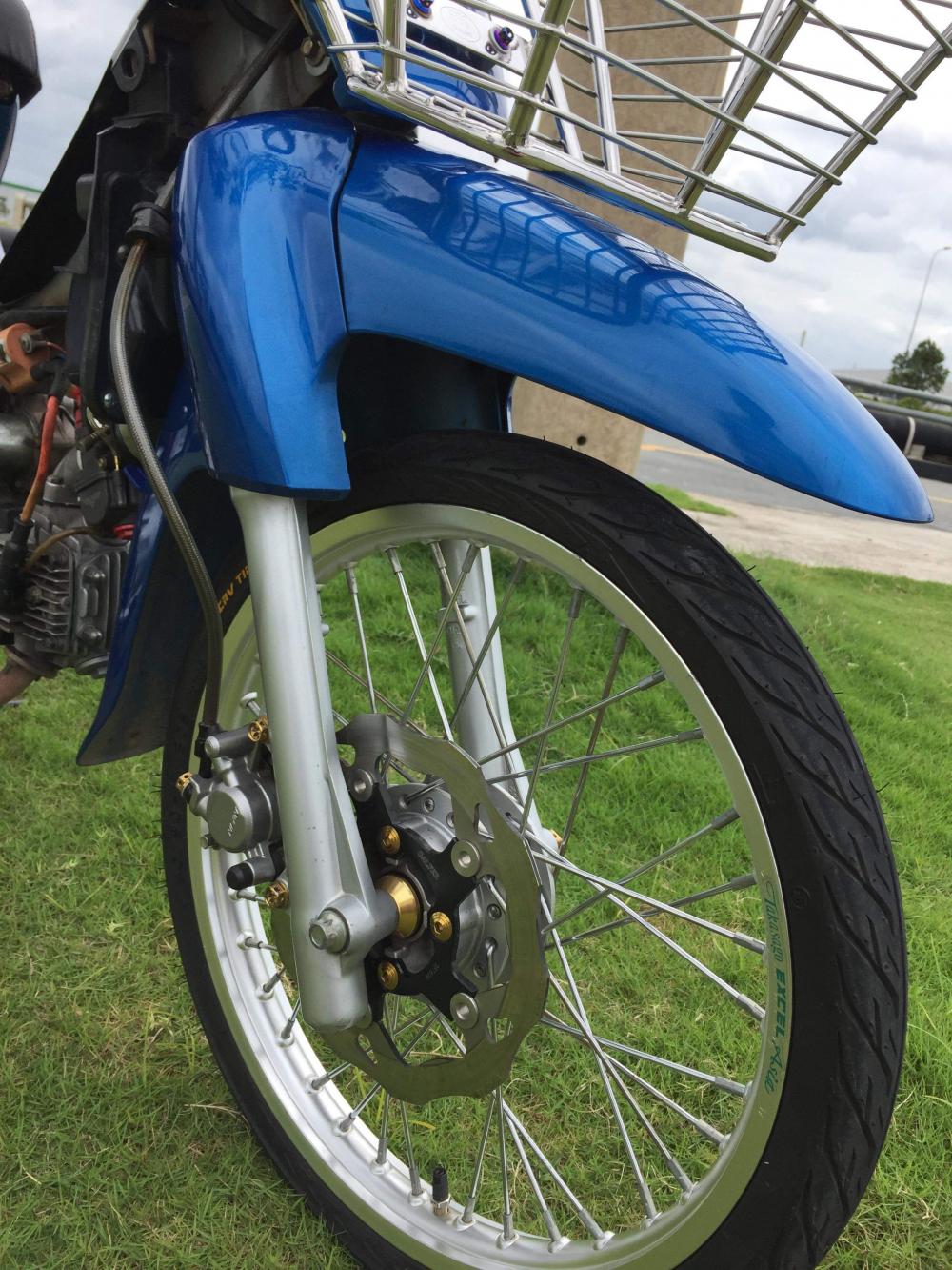 Ve Dep Hoai Co Den Tu Honda Wave Cua biker Tre Tuoi - 3