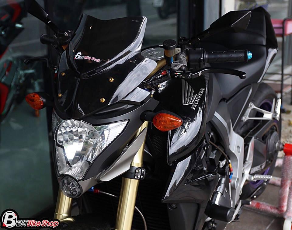 Honda CB1000R ban nang cap tu mau Nakedbike vang bong mot thoi - 5