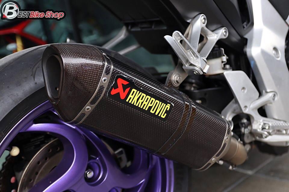Honda CB1000R ban nang cap tu mau Nakedbike vang bong mot thoi - 15