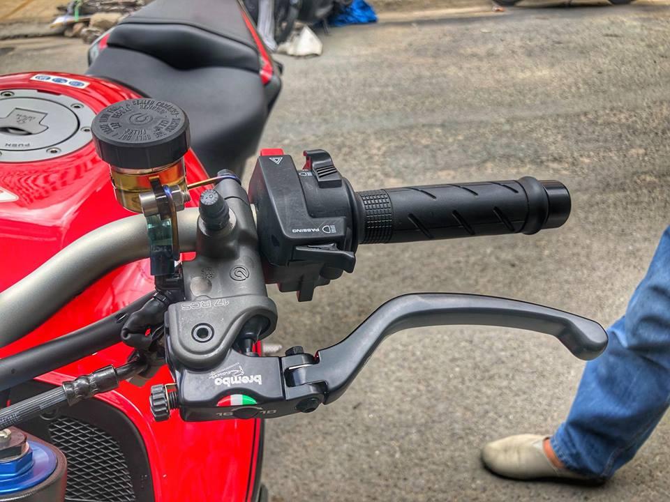 Honda CB1000R ve dep ham ho sau khi duoc nang cap - 6
