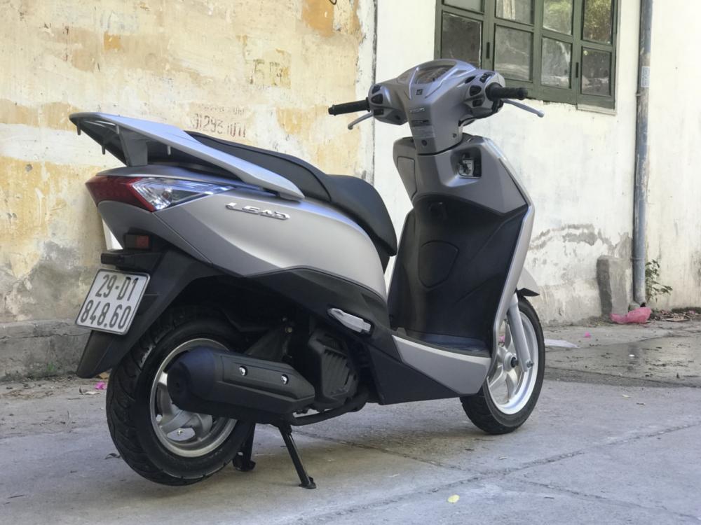 Honda Lead 125cc 2015 phien ban Den San bien dep - 3