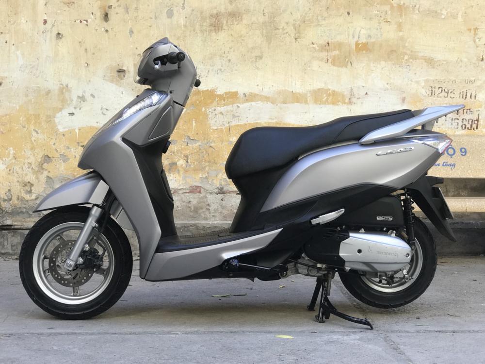 Honda Lead 125cc 2015 phien ban Den San bien dep - 6