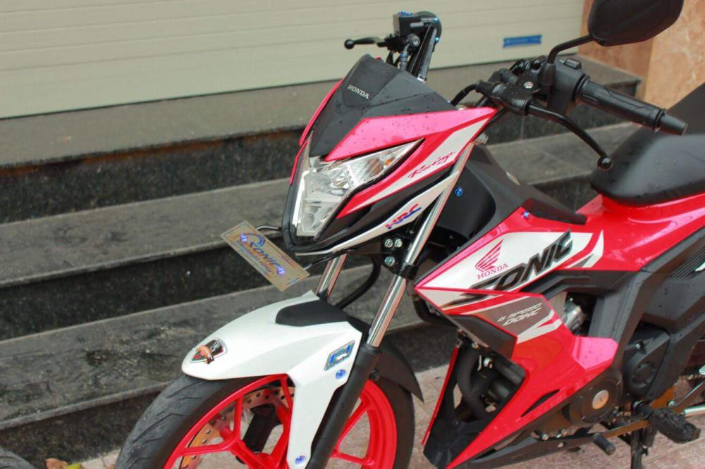 Honda Sonic Voi Ve Dep Binh Dan Den Tinh Te Cua E Hs Cap 3 - 5