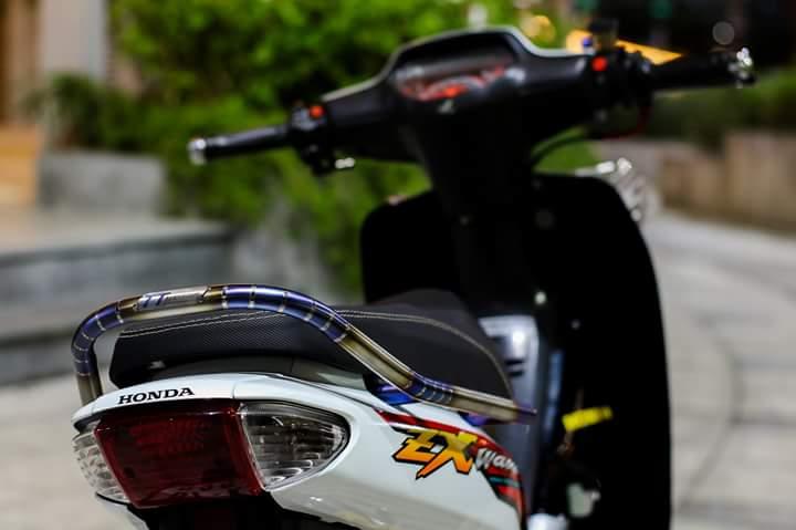 Honda Wave Zx lot xat voi dan chan dam chat the thao - 5