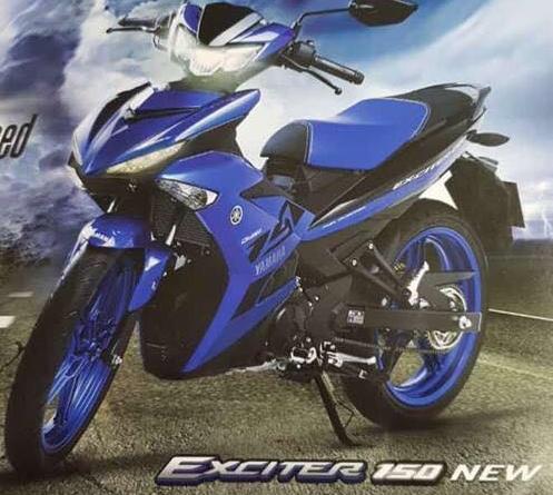 Hot Yamaha Exciter 150 NEW lo nhung hinh anh nong dau tien