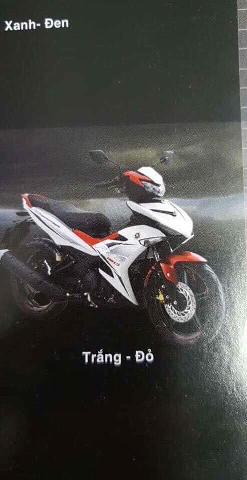 Hot Yamaha Exciter 150 NEW lo nhung hinh anh nong dau tien - 6