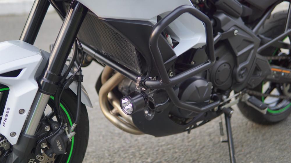 Kawasaki Versys 650 Full option Touring cho anh em thich di lai - 3