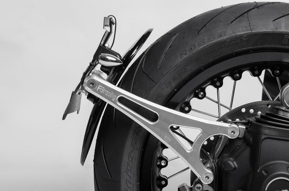 Moto Guzzi Bellagio ban do mang ten Fenice den tu South Garage - 7