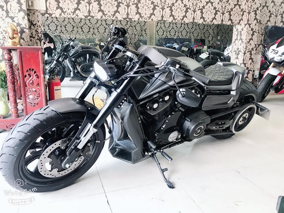 Can ban Harley NightRod 2016 HQCNsang ten uy quyen tuy thich - 5