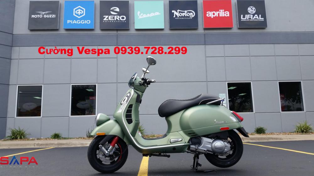 Mua Vespa tra gop 0 Vespa GTSPrimaveraSprintLXPiaggio LibertyMedleyCuong Vespa 0939728299 - 5