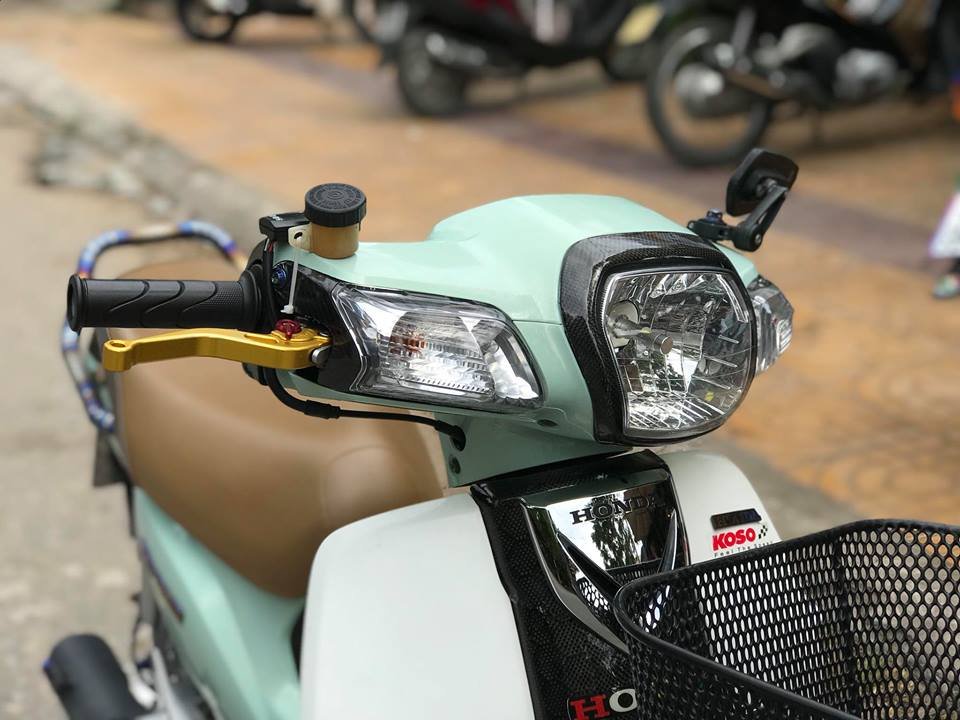 Ngam nhin dong Honda Dream Fi do hiem thay o Viet Nam - 4