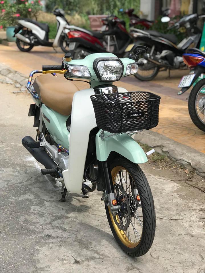 Ngam nhin dong Honda Dream Fi do hiem thay o Viet Nam - 8