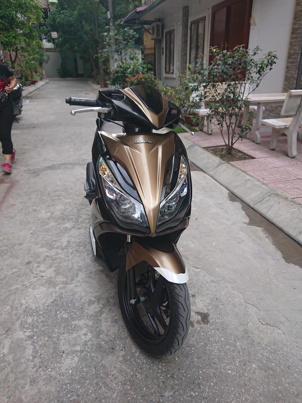 Rao ban Honda Airblade 125 vang den 2014 chinh chu su dung con moi - 5