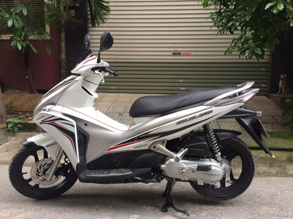 Rao ban Honda Airblade fi 2012 chinh chu dang su dung bien HN - 5