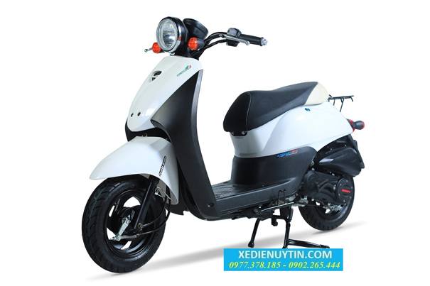 Xe ga 50cc Today FI khong can bang lai moi 2018