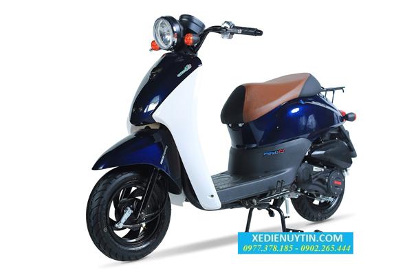 Xe ga 50cc Today FI khong can bang lai moi 2018 - 3