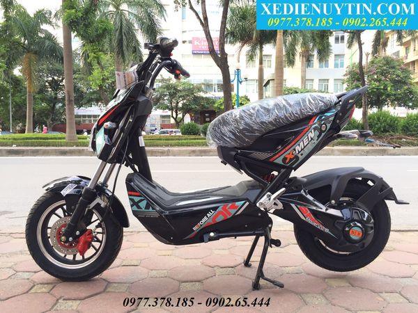 Xe may dien Xmen City Sport 2018 chinh hang Before All