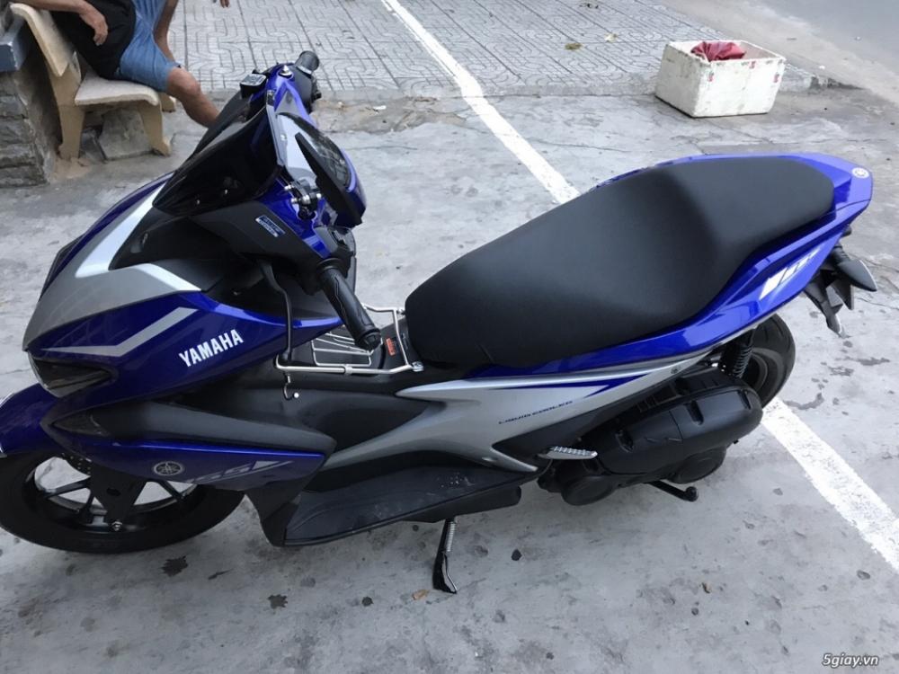 xe Mo Uoc Cua Bao nguoi NVX 155cc GP phanh ABS Khoa SMK chinh chu cong tu mua su dung - 2