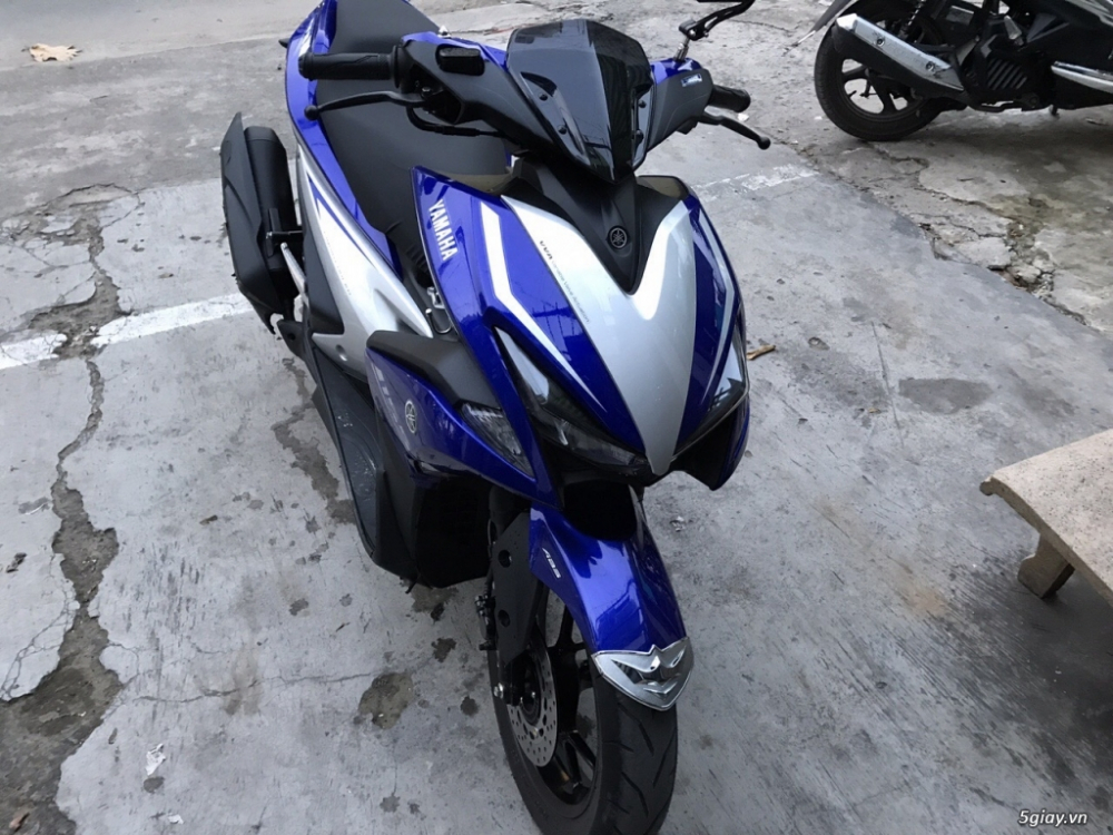 xe Mo Uoc Cua Bao nguoi NVX 155cc GP phanh ABS Khoa SMK chinh chu cong tu mua su dung - 3