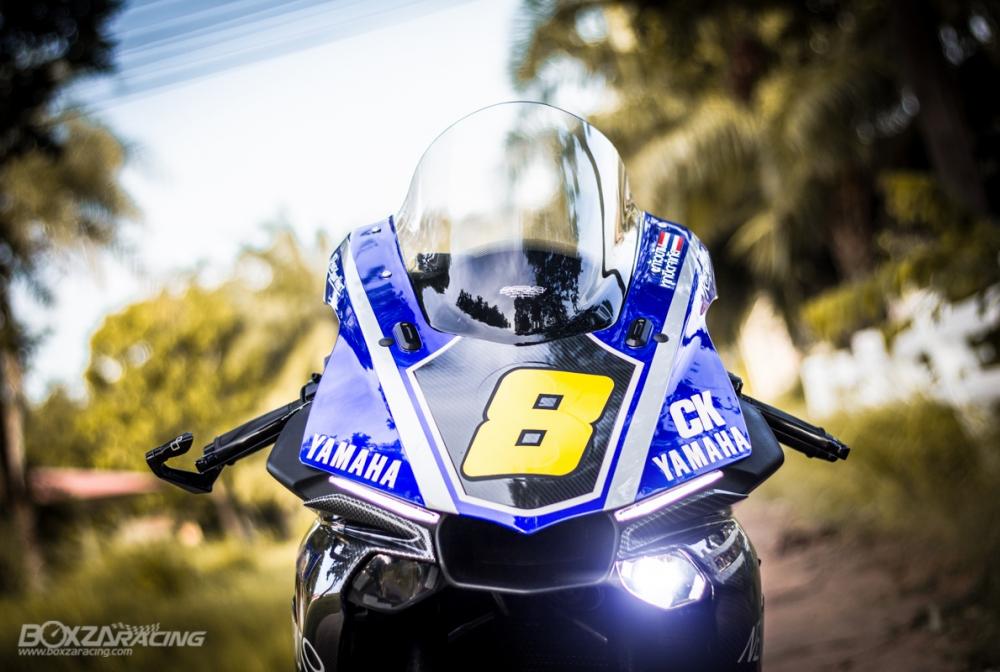 Yamaha R1Ca duoi gai doc day xuc cam qua lan Makeover - 4