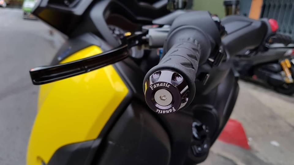 Yamaha XMax 300 ban do full option tren dat Thai - 9