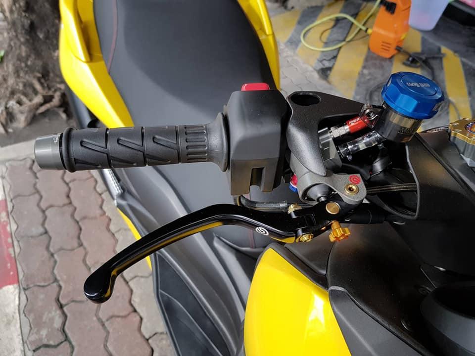 Yamaha XMax 300 ban nang cap tron goi tai NBB Racing - 4